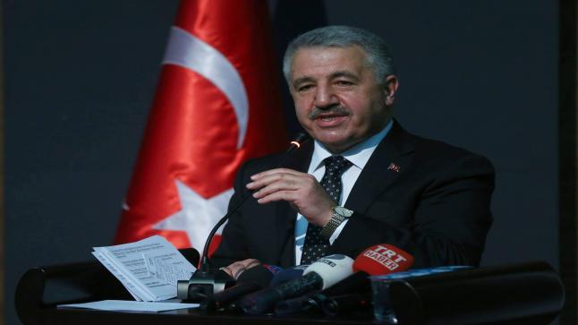 أحمد أرسلان : تحقيق نمو بنسبة 14 بالمئة في المجال الجوي في تركيا