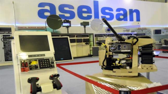 شركة أسيلسان التركية تعرف تضاعفا في قيمتها في مؤشر بورصة إسطنبول