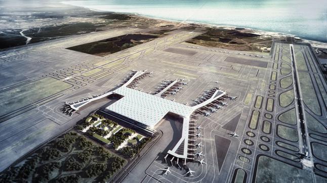 موعد افتتاح مطار اسطنبول الثالث الجديد .. تقرير فيديو باللغة العربية