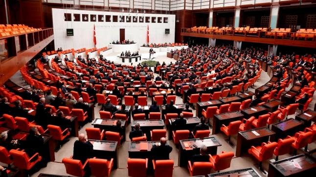 موافقة البرلمان التركي على تمديد حالة الطوارئ في البلاد