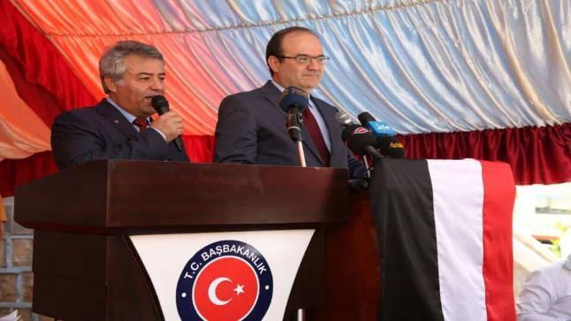 """الآلاف من وجبات الإفطار قدمتها """"تيكا"""" التركية خلال شهر رمضان"""