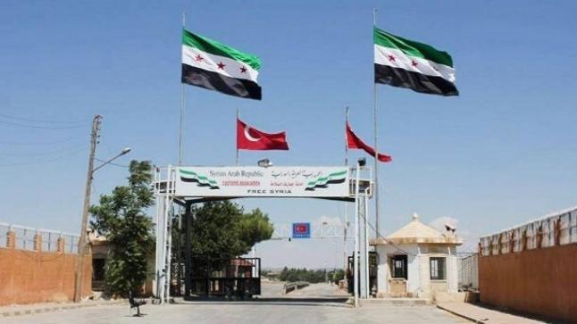 المواطنون السوريون يعودون إلى الأراضي التركية بعد إمضاء عيد الفطر في سوريا