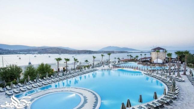 منتجع بودروم في تركيا Bodrum Resort