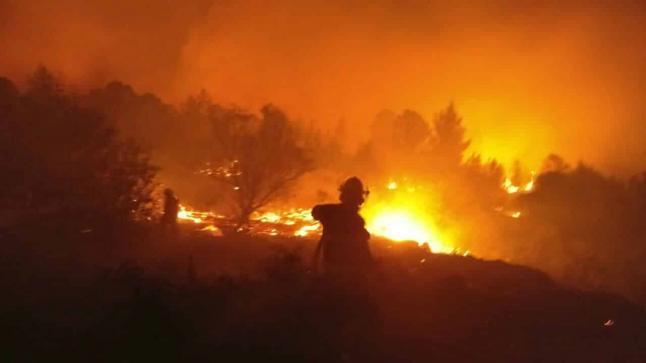 حرائق في تركيا في العديد من الولايات تتسبب في العديد من الأضرار