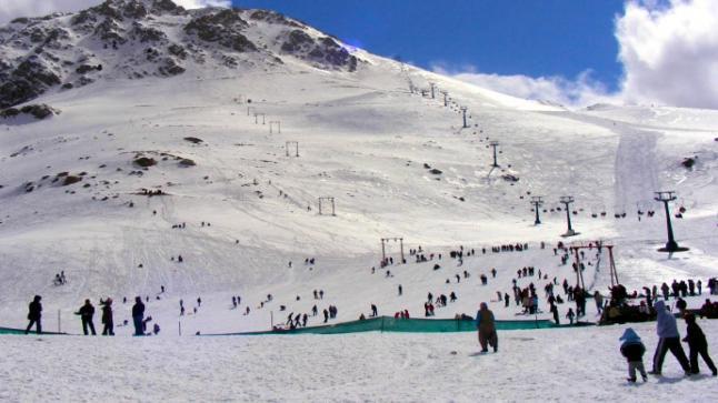ولاية أنطاليا توفر متحفا للثلج رغم درجات الحرارة التي تصل إلى 44 درجة مئوية !