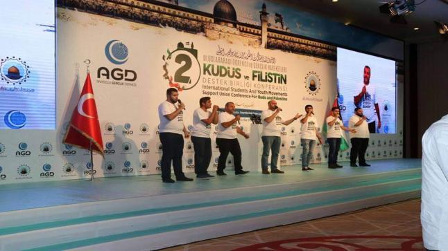 """تركيا تحتضن مؤتمر """"لأجلك يا مدينة السلام"""" بمشاركة 300 شخص لنصرة فلسطين"""