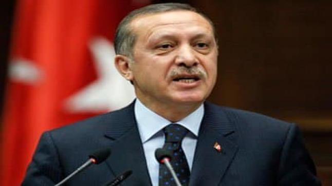 أردوغان يؤكد قوة تركيا في مواجهة التهديدات الألمانية