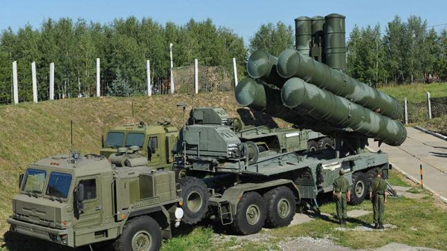إقتراب تركيا من الحصول على صواريخ أس 400 للدفاعات الجوية من إحدى الشركات الروسية