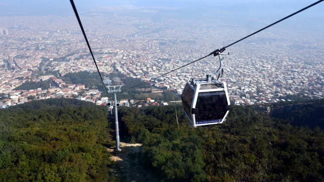 برنامج سياحي الى مدينة بورصة يلوا لمدة يومين في اجازة العيد Bursa Yalova
