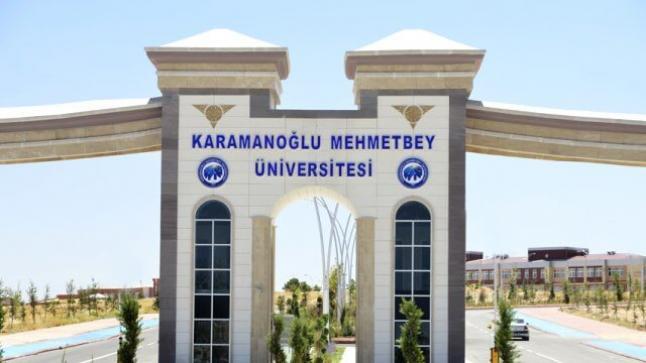 """جامعة """"كارمان أوغلو محمد بي"""" Karamanoğlu Mehmetbey"""